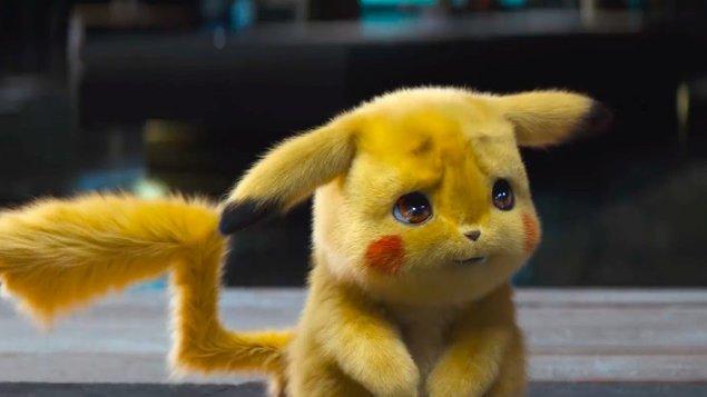 Pokémon Detektív Pikachu