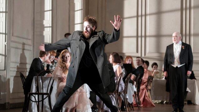 B. Dean: Hamlet
