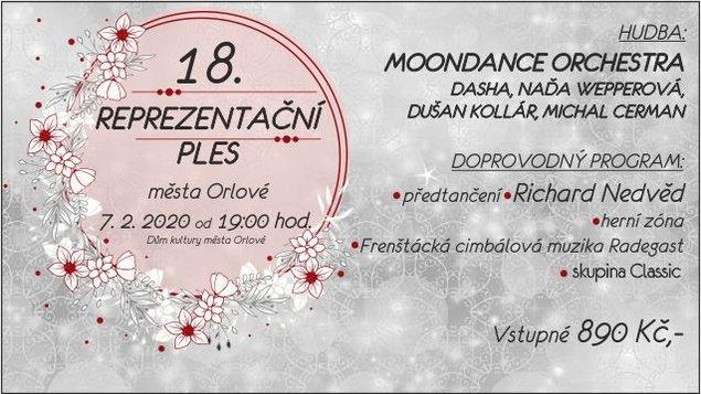 XVIII. Reprezentační ples města Orlové