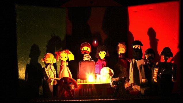 Vánoční příběh - pohádka pro děti