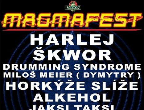 Magmafest 2020 ~ ZRUŠENO