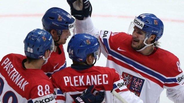 Mistrovství světa v ledním hokeji 2019: Rusko – ČR