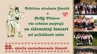 Oslavy 25. výročia znovuobnovenia činnosti FS Jánošík