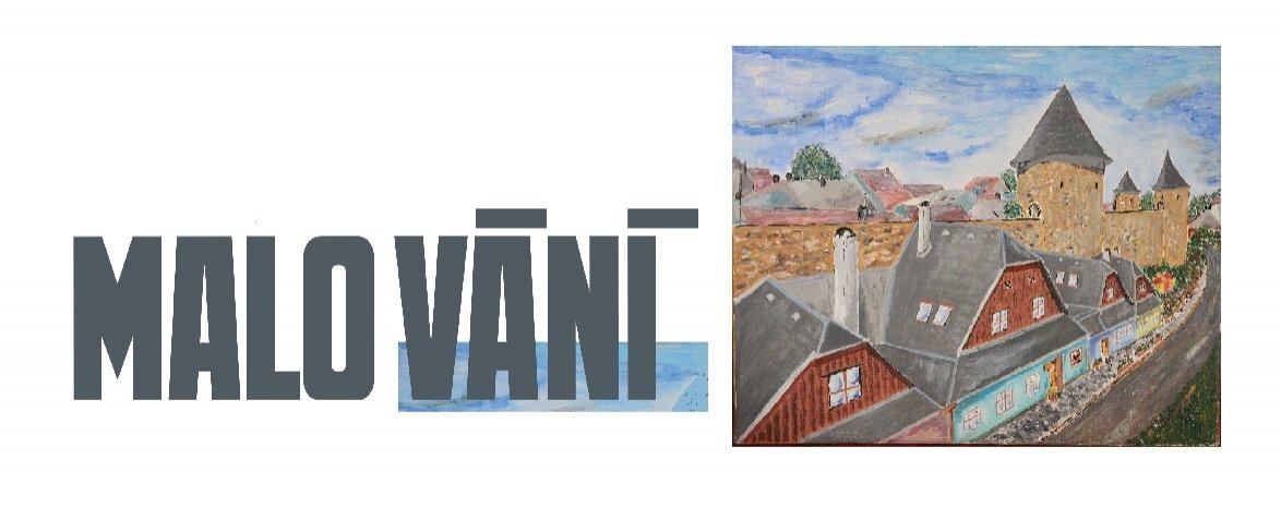 Malování 14. 7. - 16. 8. 2020