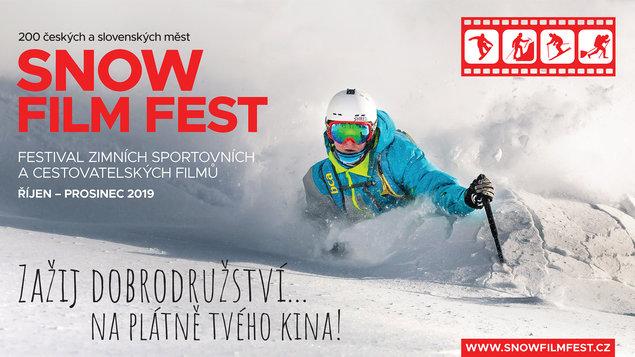 Snow Film Fest 2019 v Kolíně