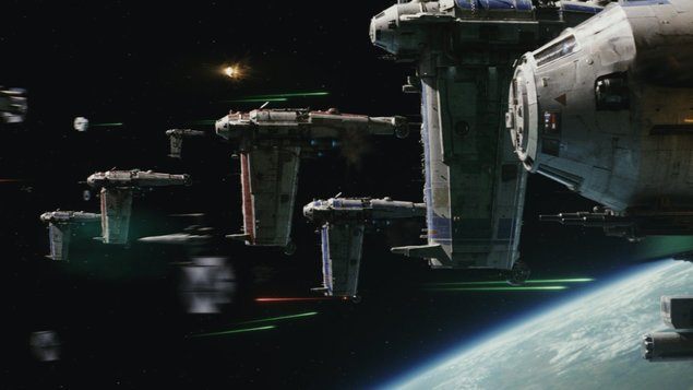 Letní kino: Star Wars: Poslední z Jediů