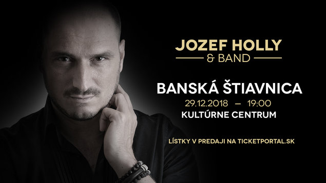 Jozef Hollý & band: Fantasy tour