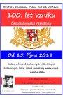 Výstava - 100. let výročí republiky