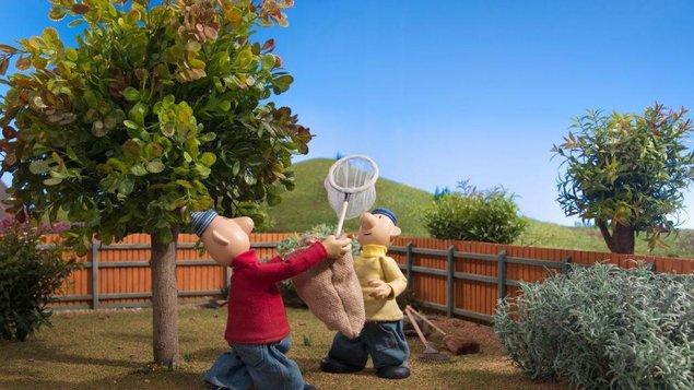 Pat a Mat znovu v akci - Promítání pro děti a MŠ