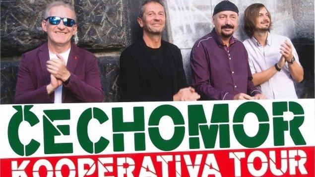 ČECHOMOR – Kooperativa tour 2018