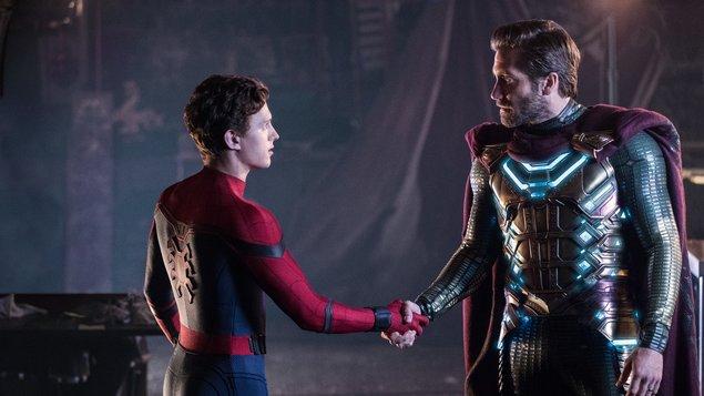 Spider-Man: Ďaleko od domova