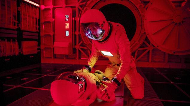 Voyagers - Vesmírná mise