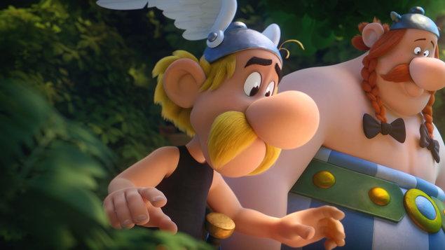 Asterix a tajomsto zázračného elixíru