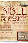 Komentovaná prohlídka výstavy: Bible - kniha, která psala dějiny