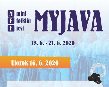 MFF MYJAVA 2020 Utorok