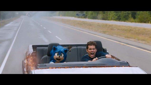 Ježek Sonic Mimořádně přidané představení