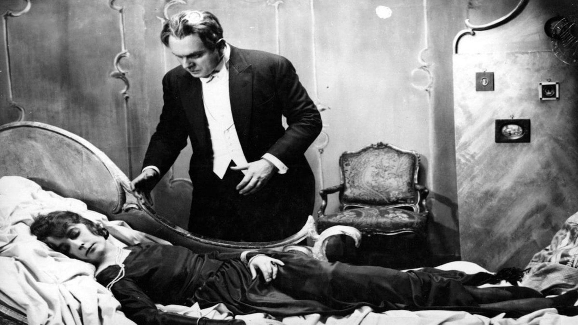 Doktor Mabuse, dobrodruhONLINE