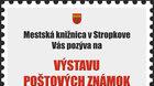 Výstava poštových známok Michala Ivanova