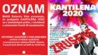Kantiléna 2020 - zrušené
