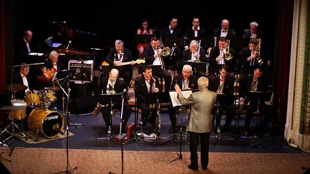Vánoční koncert Vyškovského big bandu