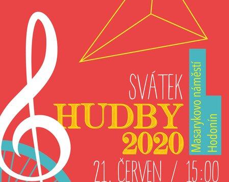 Svátek hudby 2020