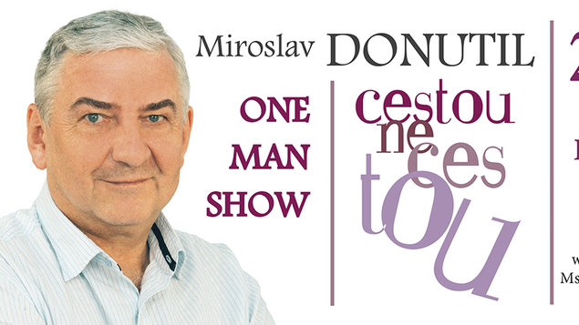 Miroslav Donutil - Cestou Necestou