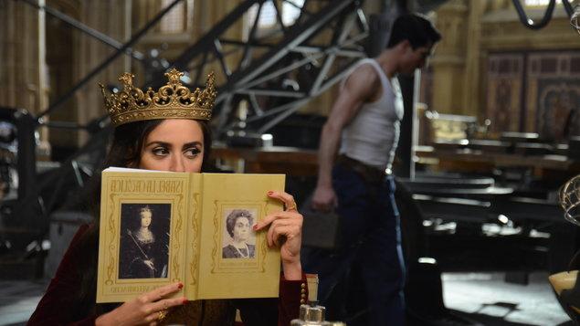 Španielská kráľovna