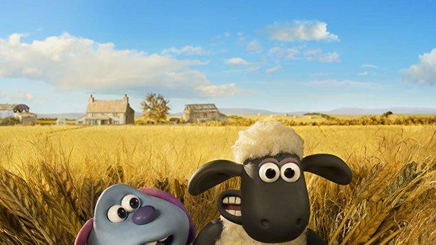 Ovečka Shaun ve filmu: Farmageddon - Vstupné pro děti a mládež