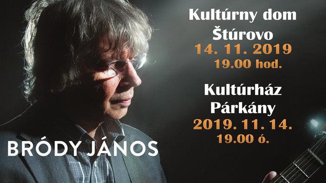 Bródy János, 14.11.2019