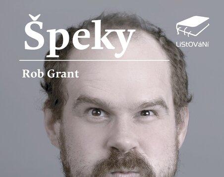 Listování - Špeky - Rob Grant