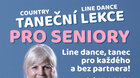 Line dance pro seniory