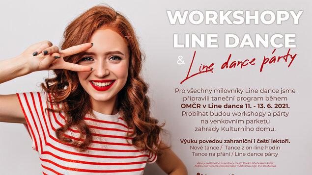 Otevřené mistrovství ČR 2021 v Line Dance