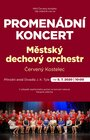 Promenádní koncert 2020: Městský dechový orchestr Červený Kostelec