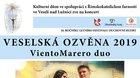 Veselská ozvěna 2019 - VientoMarero Duo