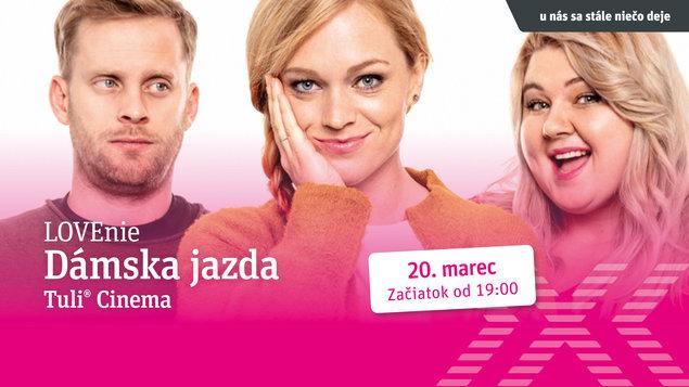DÁMSKA JAZDA - LOVEnie (česká verzia)