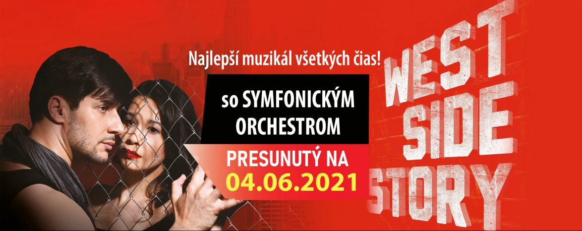 WEST SIDE STORY - muzikál