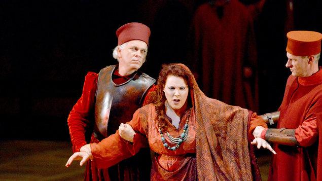 G. Verdi: Trubadúr
