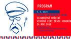Slavnostní udílení výroční ceny Města Hodonína za rok 2019