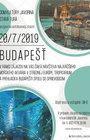 Budapešť 2019 - zájazd