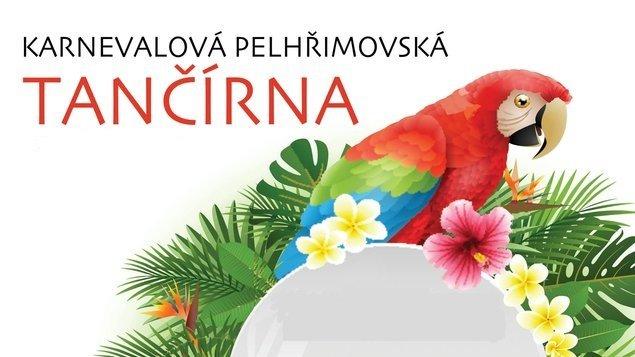 Karnevalová Pelhřimovská tančírna