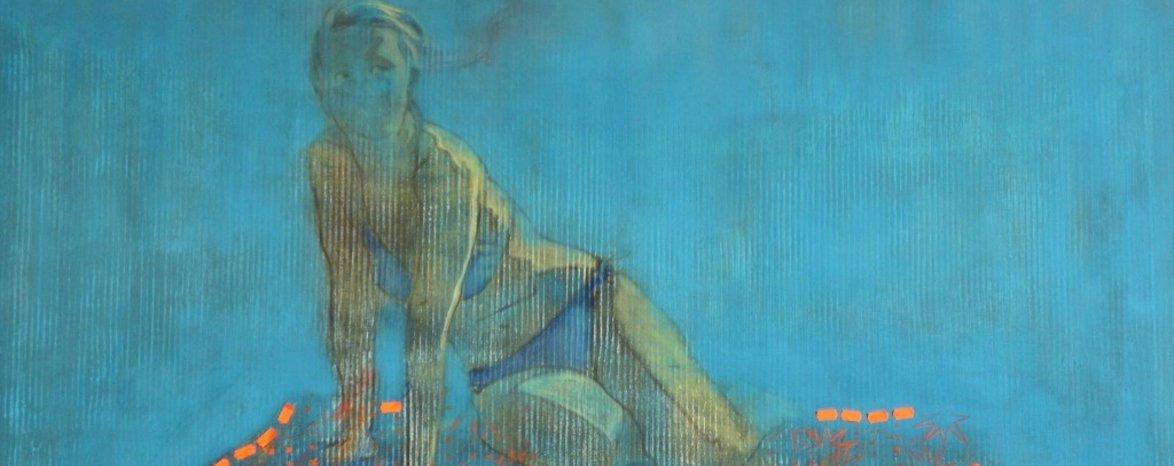 Alena Anderlová - REFLEXE,16. 8. v 18:00 - Vernisáž, Galerie ve věži