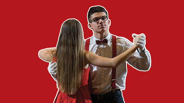 Taneční 2018 |B| ~ středa dívky