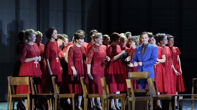 Favoritka - Gaetano Donizetti  (National Theater, Munich)