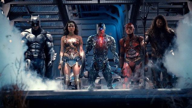 Justice League part I