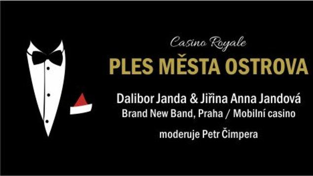 Ples města Ostrova 2020