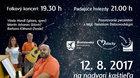 Folkový koncert + PADAJÚCE HVIEZDY