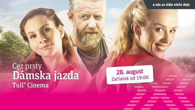 DÁMSKA JAZDA - Cez prsty (Česká verzia)
