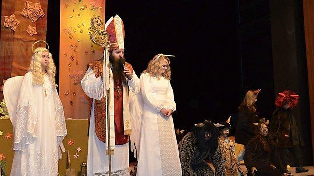Mikulášský karneval