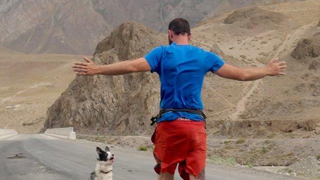 Stopem se psem v Asii