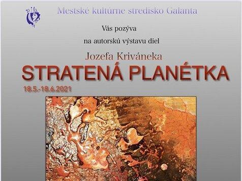 Stratená planétka